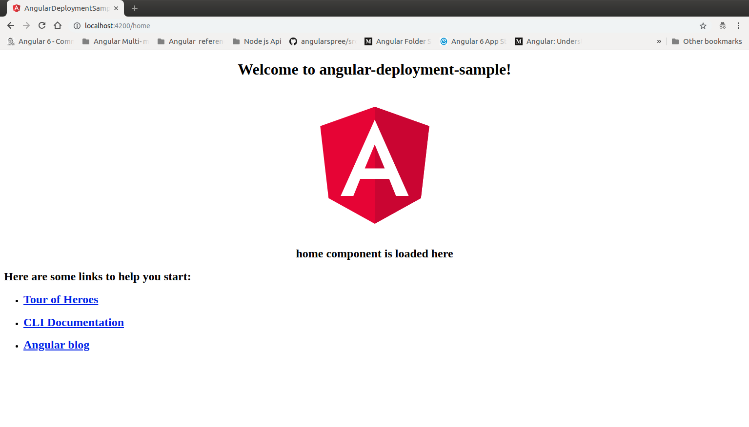 Angular 6+ deploy to server/ solve 404 Not Found error on page refresh